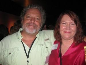 Me and Jeff Lindsay