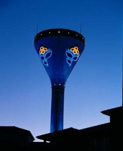 Our  LOGO... Logan Water Tower