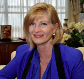Mayor Pam Parker